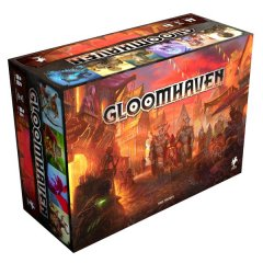 Gloomhaven 2nd Edition shipping update.
