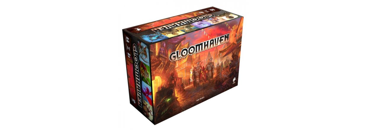 Gloomhaven 2nd Edition update