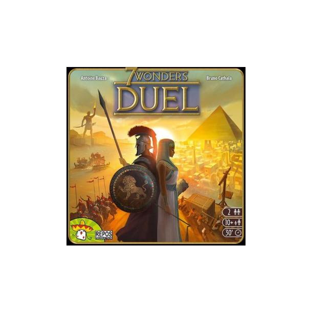 7 Wonders: Duel - EN