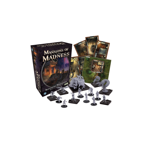 Mansions of Madness 2nd Edition: Recurring Nightmare - EN
