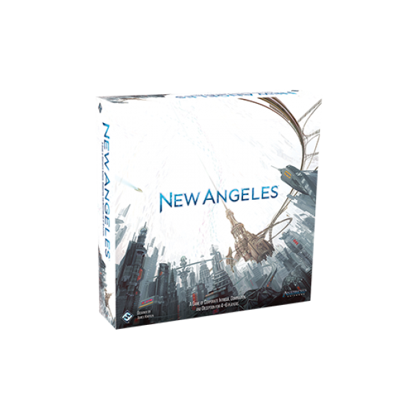 Android: New Angeles - EN