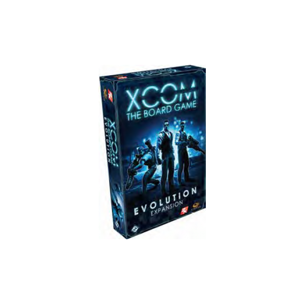 XCOM: The Board Game: Evolution Expansion - EN