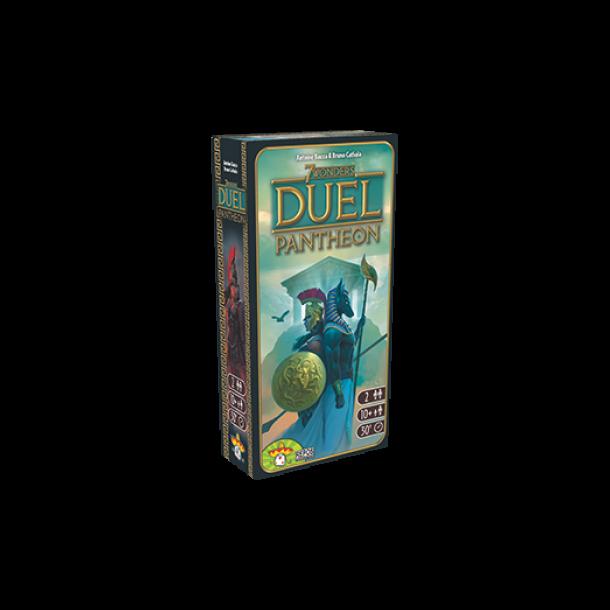 7 Wonders: Duel - Pantheon - EN