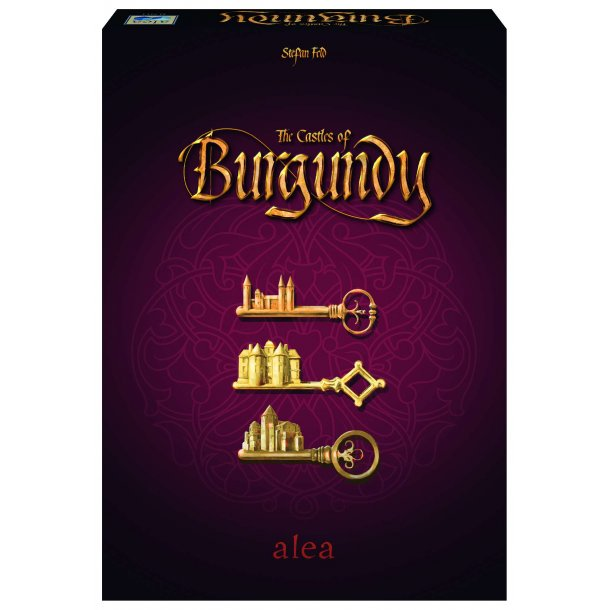 The Castles of Burgundy - EN (with expansions)
