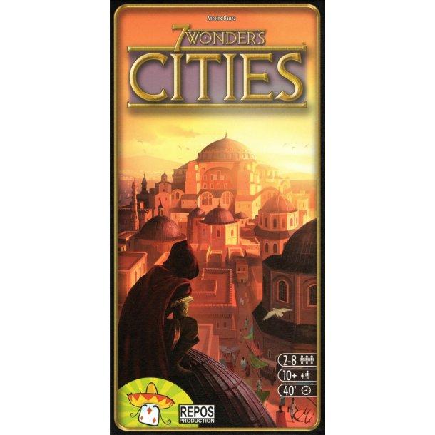 7 Wonders: Cities - EN