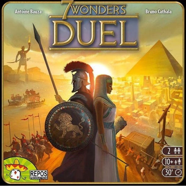 7 Wonders: Duel - Nordic