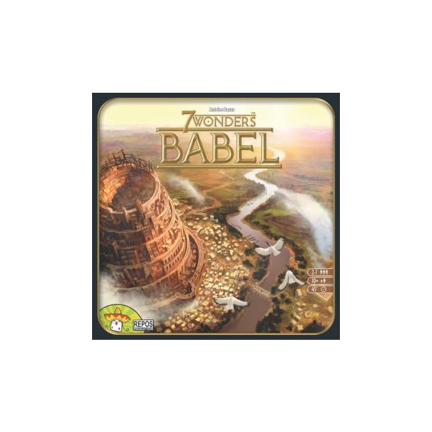 7 Wonders: Babel - EN