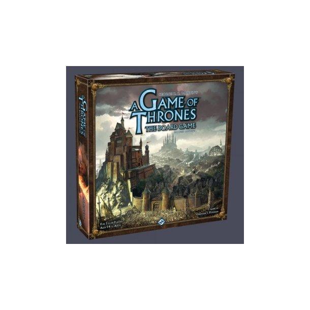 A Game of Thrones Boardgame (Second Edition) Edition - EN