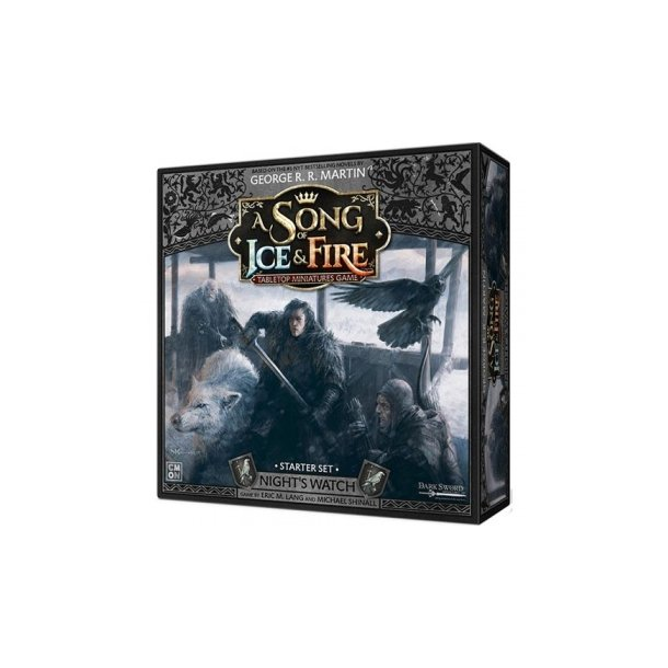 A Song Of Ice And Fire Core Box - Night's Watch Starter set