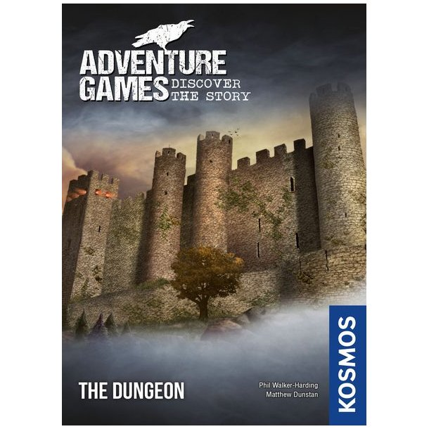 Adventure Games: The Dungeon - EN