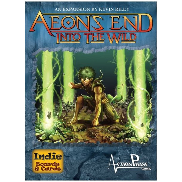 Aeon's End: Into The Wild Expansion - EN