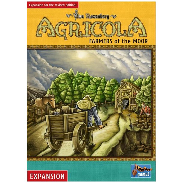 Agricola: Farmers of the Moor - EN (2018) (Lookout Games Edition)