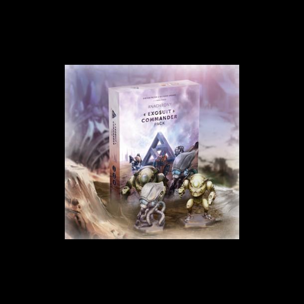 Anachrony: Exosuit Commander Pack - EN/DE/FR