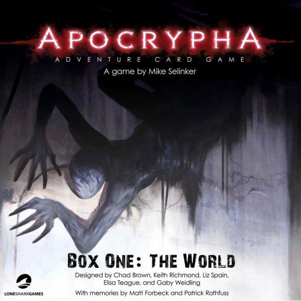 Apocrypha: Adventure Card Game - EN