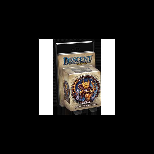 Descent: Journeys in the Dark (Second Edition) - Ariad