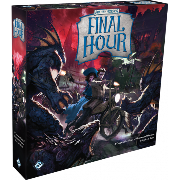 Arkham Horror: Final Hour - EN