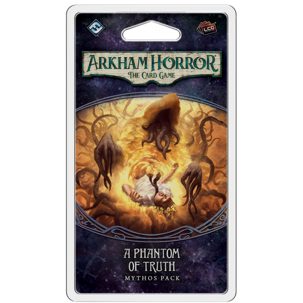 Arkham Horror LCG: A Phantom of Truth - EN