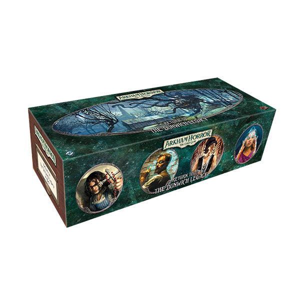 Arkham Horror LCG: Return to the Dunwich Legacy - EN