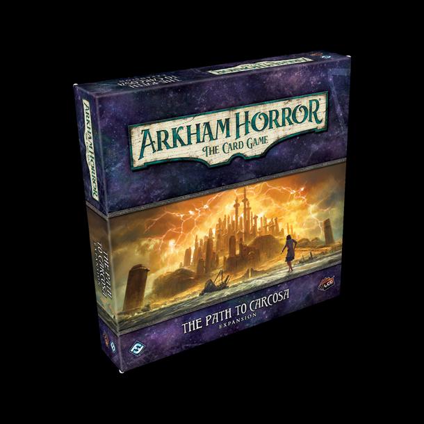 Arkham Horror LCG: The Path to Carcosa - EN