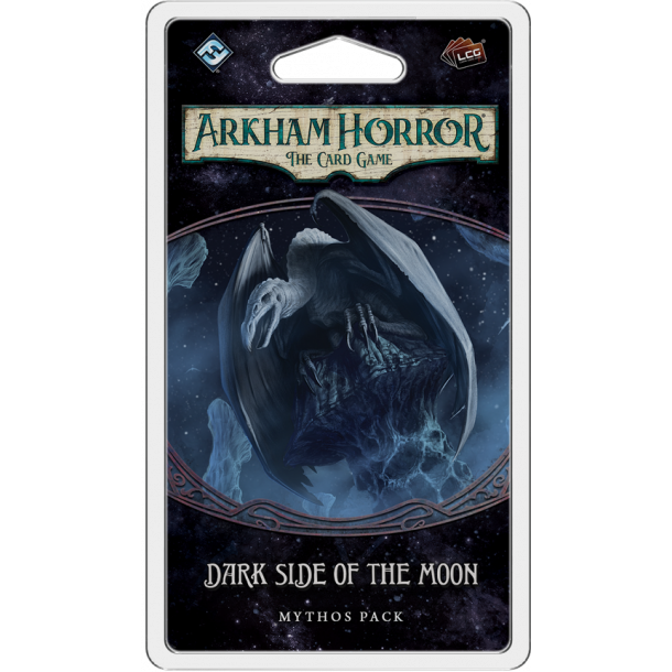 Arkham Horror LCG: The Dream-Eaters Cycle: Dark Side of the Moon Mythos Pack - EN