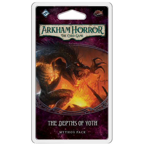 Arkham Horror LCG: The Depths of Yoth - EN