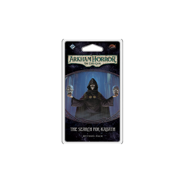 Arkham Horror LCG: The Search for Kadath Mythos Pack - EN