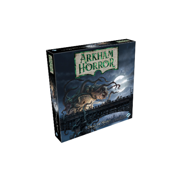 Arkham Horror 3rd Edition: The Dead of Night - EN
