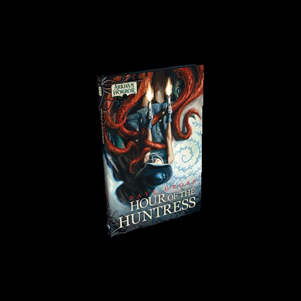 Arkham Novels: Hour of the Huntress Novella - EN