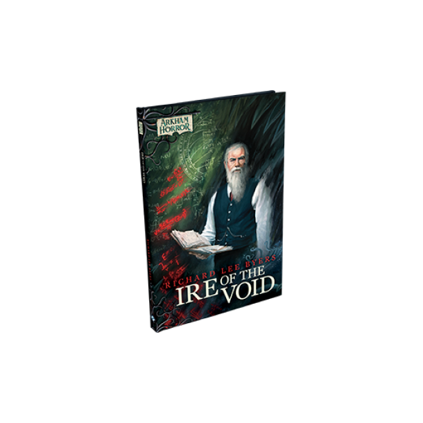 Arkham Novels: Ire of the Void - EN