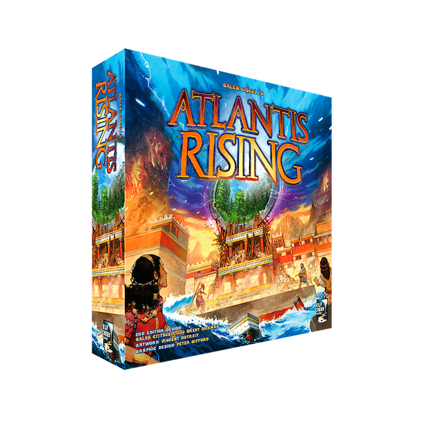Atlantis Rising 2nd Edition - EN