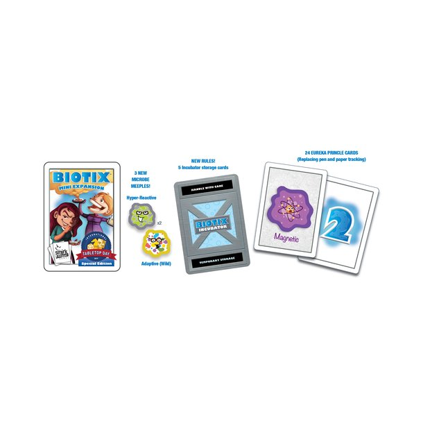 Biotix: Microbes Mini Expansion (Limited Release)