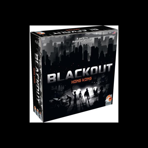 Blackout: Hong Kong - EN (Box Dented)