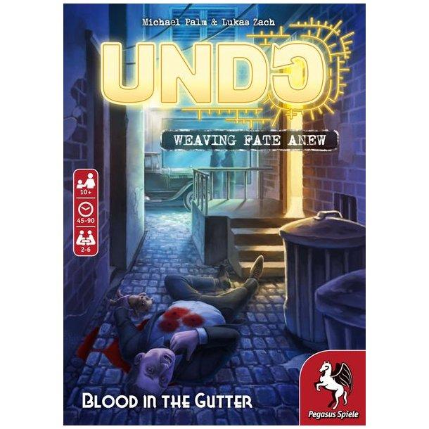 Undo: Blood in the Gutter - EN