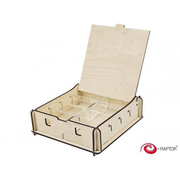 Board Storage Bo Universal Box Small Wooden