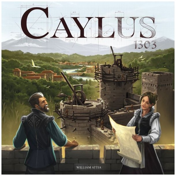 Caylus 1303 (2nd Edition) - EN