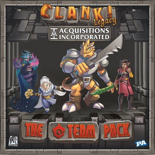 Clank! Legacy: Acquisitions Incorporated The C Team Pack - EN