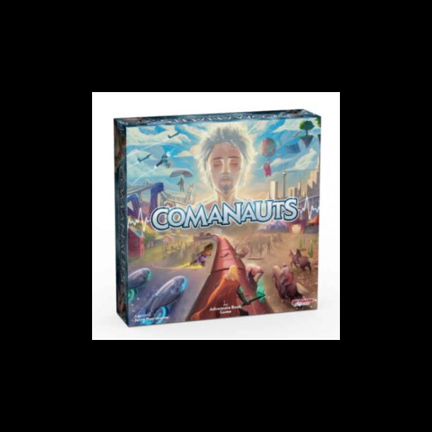 Comanauts: An Adventure Book Game - EN
