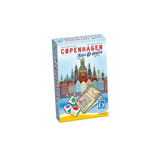 Copenhagen – Roll & Write - EN