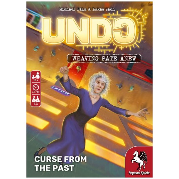 Undo: Curse from the Past - EN