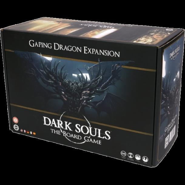 Dark Souls: The Board Game - Gaping Dragon Boss Expansion - EN