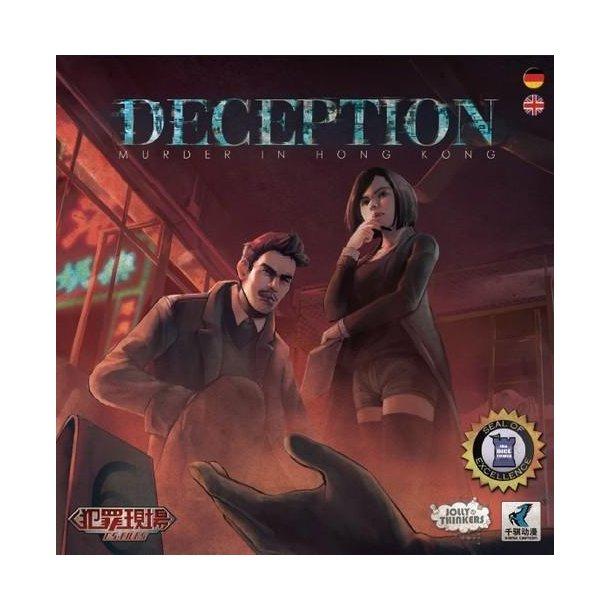 Deception: Murder in Hong Kong - EN