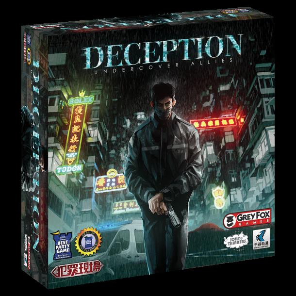 Deception: Undercover Allies - EN