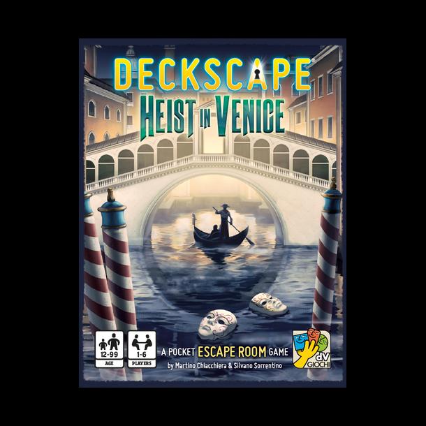 Deckscape: Heist in Venice - EN