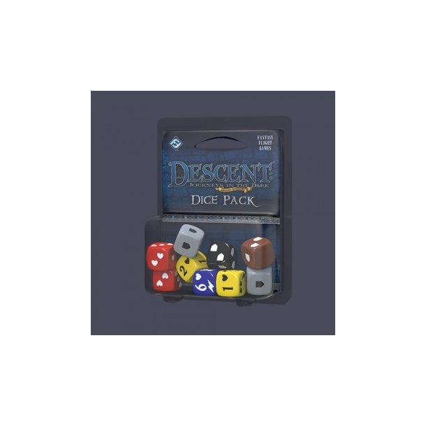 Descent: Journeys in the Dark (Second Edition): Dice Pack - EN