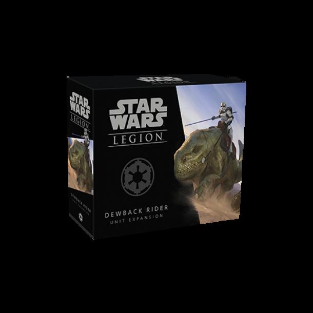 Star Wars Legion: Dewback Rider Unit Expansion - EN