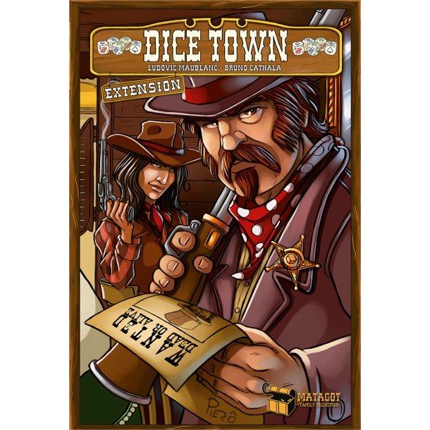 Dice Town Expansion: Wild West - EN