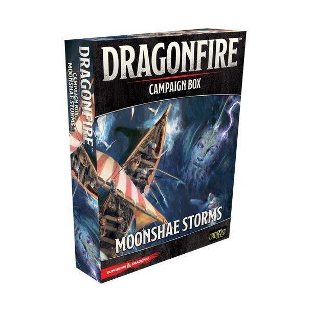 Dragonfire: Campaign - Moonshae Storms - EN