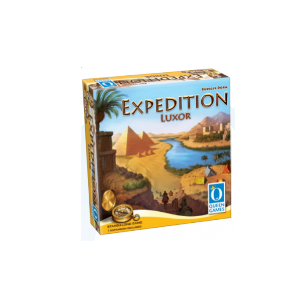 Expedition Luxor - EN/DE/FR