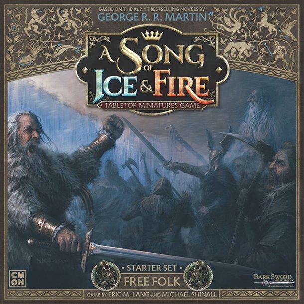 A Song of Ice & Fire: Free Folk Starter Set - EN