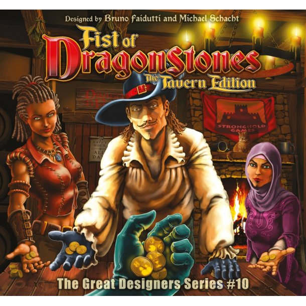 Fist of Dragonstones: The Tavern Edition - EN